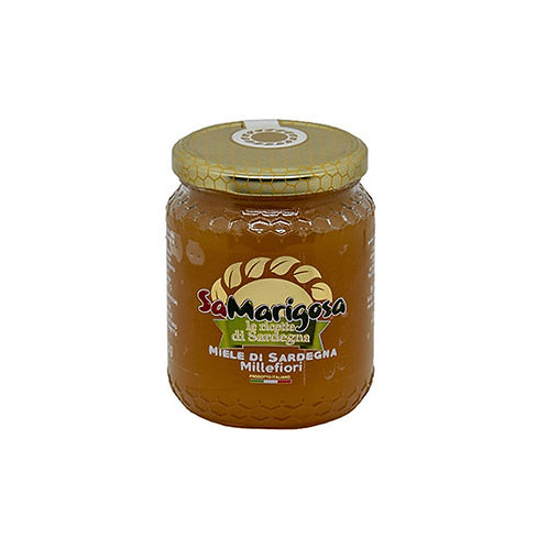 Miel mille-fleur de Sardaigne - 250 gr.