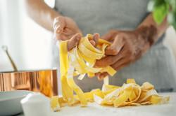pasta-chef-makes-fresh-italian-pasta - C