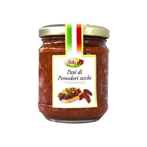 """Paté de tomate séchées """"Fior di Campagna"""" - 190 gr."""