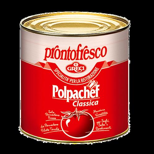 """Polpa di pomodoro """"Polpachef"""" - 2.5 kg."""