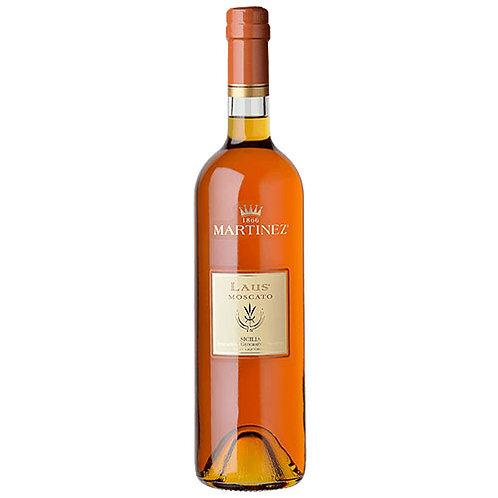 "Laus Moscato Liquoroso Terre Siciliane IGP "" Martinez"" - 75 cl."