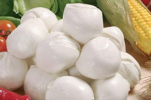 Mozzarella Bufala Ovalina  - Sachet 250 gr (5 X 50gr)