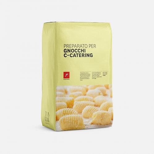 """Preparato per gnocchi di patate """"Molino Pasini"""" - 1 kg."""