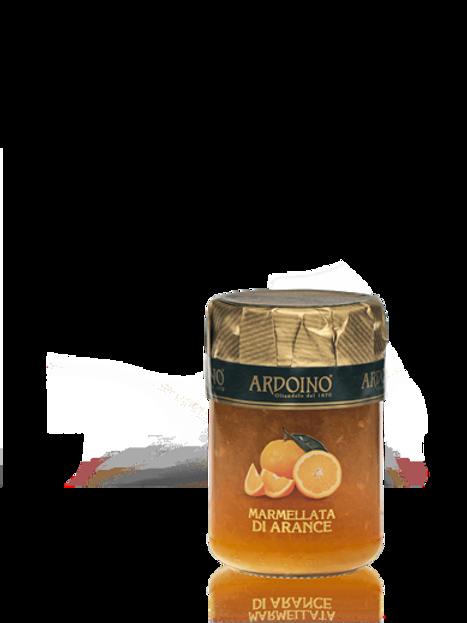 """Marmellata di Arance """"Ardoino"""" - 346 gr."""