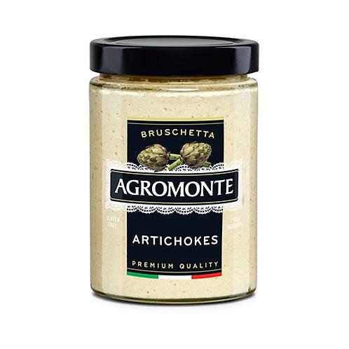 """Bruschetta d'artichauts """"Agromonte"""" - 100 gr."""