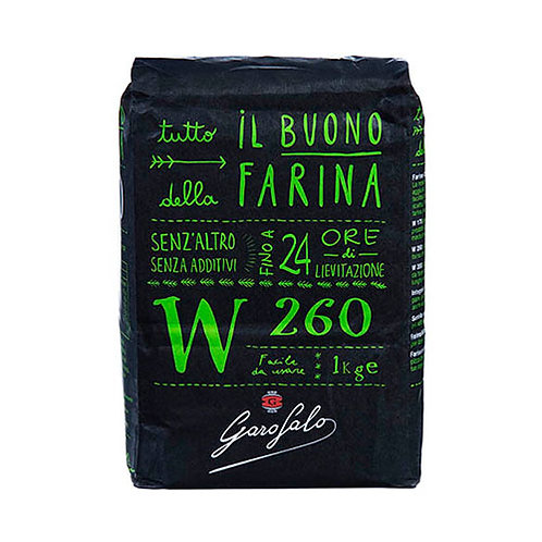 Farine W260 - 1 Kg