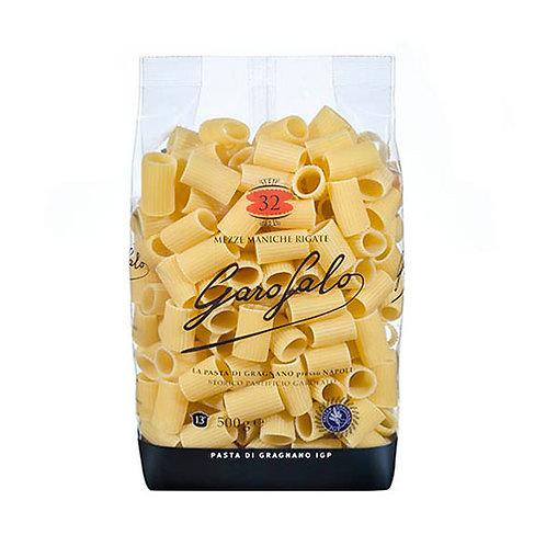 """Mezze Maniche Rigate """"Garofalo"""" - 500 gr."""