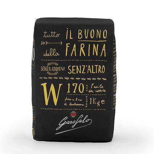 """Farina W170 """"Pastificio Garofalo"""" - 1 kg."""