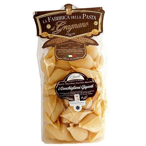 """Conchiglioni """"La Fabbrica della pasta""""- 500 gr."""