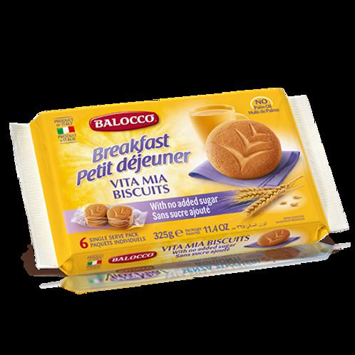 """Vita Mia! Sans sucre""""Balocco"""" - 325 gr."""