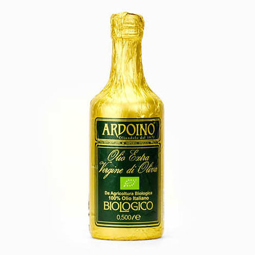 "Huile d'olive extra vierge BIO ""Ardoino"" - 500 ml."