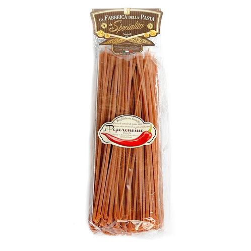"""Linguine al peperoncino """"La Fabbrica delle pasta """" - 500 gr."""