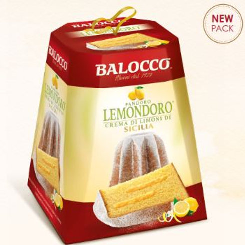 Pandoro Lemondoro - 800 gr.
