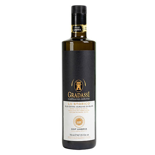 """Huile d'olive extra vierge """"Lo Storico"""" DOP - 750 ml"""