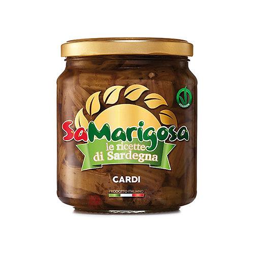 Cardon à l'huile de tournesol - 280 gr