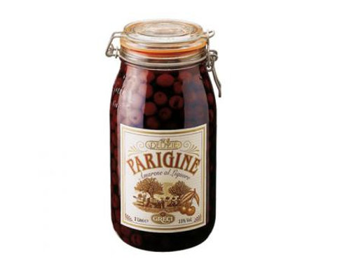 "Ciliegie snocciolate al liquore ""Parigine al liquore"" - 2250 gr."