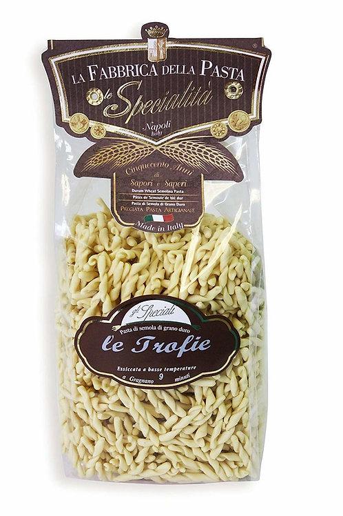 """Le Trofie """"Fabbrica della Pasta"""" - 500 gr."""