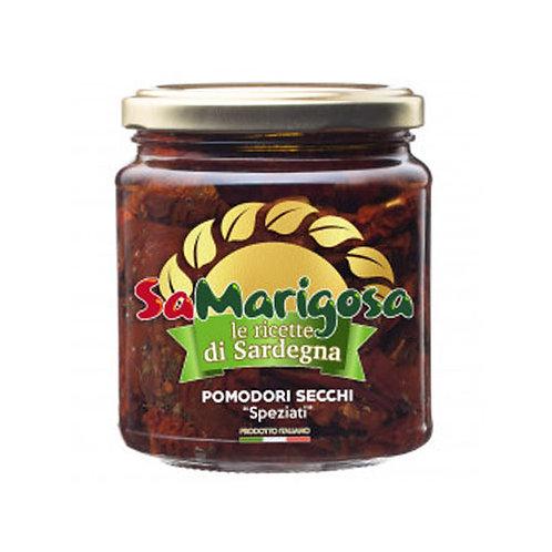 """Tomates séchées épicées """"Sa Marigosa"""" - 280 gr"""