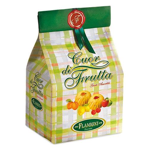 Cuor di frutta 'Goûts assortis' - 400 gr