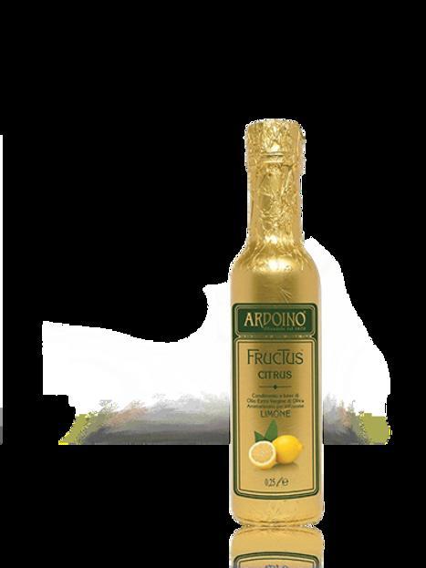 """Olio EVO """"Fructus Citrus"""" Ardoino - 250 ml."""