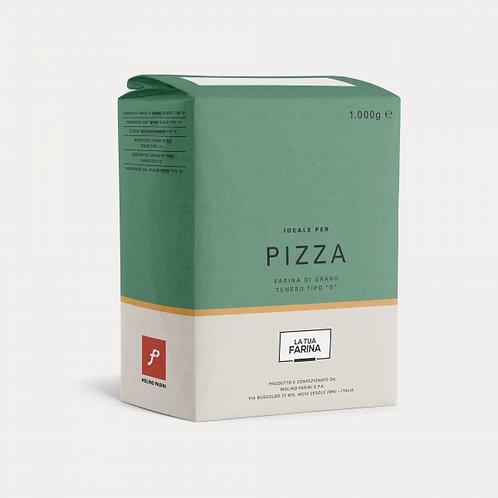 "Farina 00 ""Verde pain/pizza"" Molino Pasini - 1 kg."