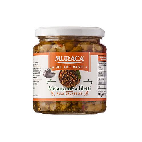 "Filet d'aubergines épicé ""Muraca"" - 314 ml"