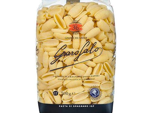 """Gnocchi Sardi 36 """"Garofalo"""" - 500 gr."""