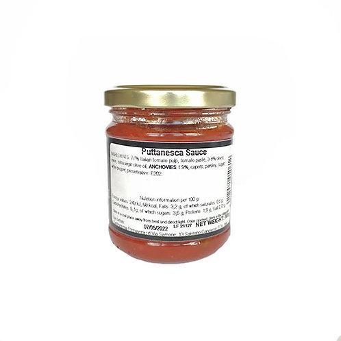 """Sauce """"puttanesca"""" - 180 gr."""