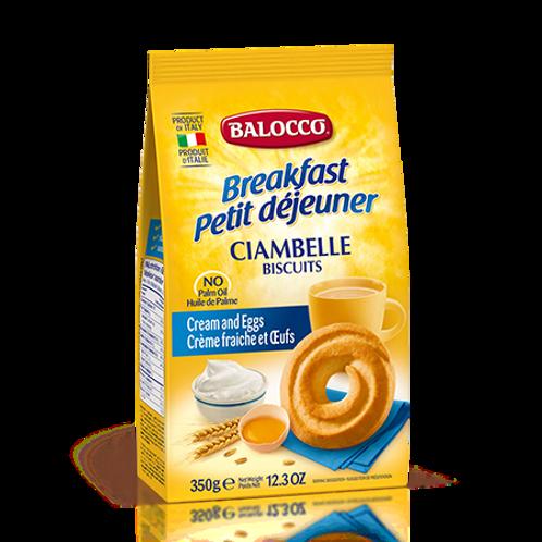 """Ciambelle """"Balocco"""" - 350 gr."""