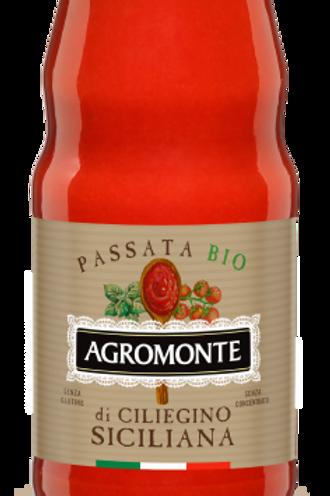 """Passata di Ciliegini BIO """"Agromonte"""" - 360 gr."""