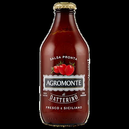 """Salsa di Pomodoro Datterino """"Agromonte"""" - 33 cl."""