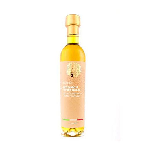 "Huile de truffe blanche ""Italia Tartufi"" - 250 ml."