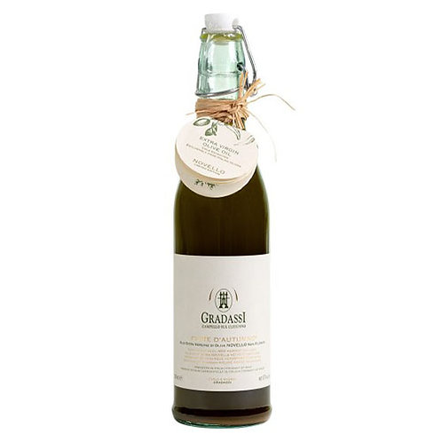 Huile d'olive extra vierge Fiore d'Autunno Novello - 500 ml.