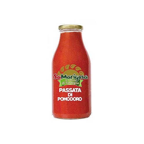 Sauce tomates en bouteille - 250 gr