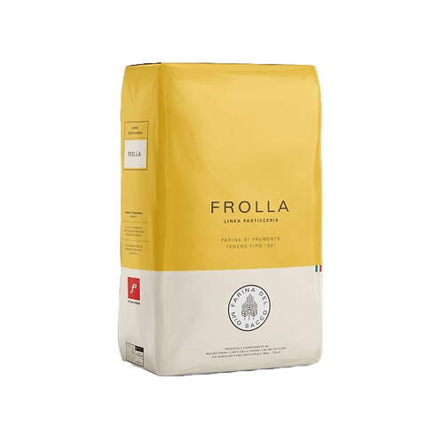 """Farine 00 """"Frolla"""" Pâtisserie Molino Pasini - 10 kg."""