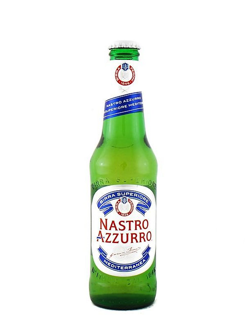 """Birra Peroni """"Nastro Azzurro"""" - 33 cl"""