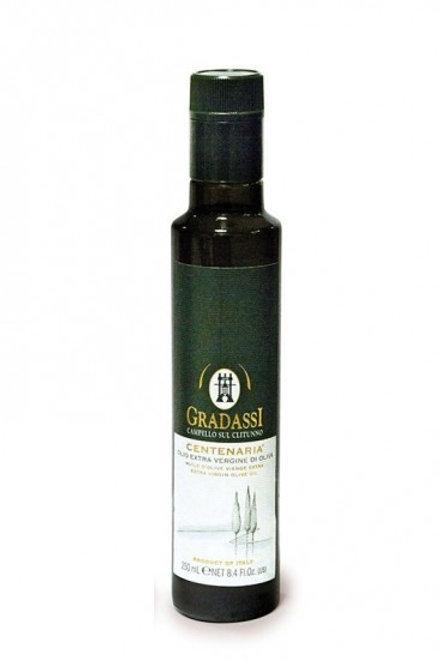 """Olio EVO Centenaria """"Gradassi"""" - 250 ml."""