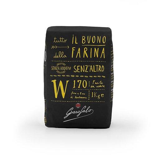 """Farine W170 """"Pastificio Garofalo"""" - 1 kg."""