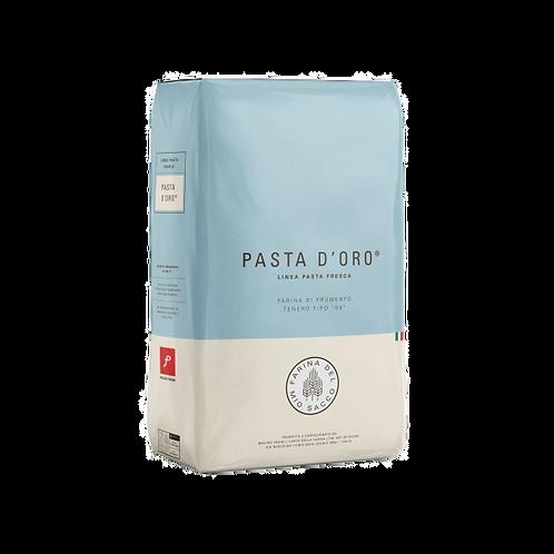 """Farina 00 """"Pasta d'Oro"""" Molino Pasini - 10 kg."""