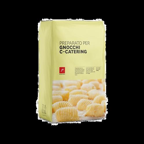 """Préparation pour gnocchi de pomme de terre """"Molino Pasini"""" - 1 kg."""