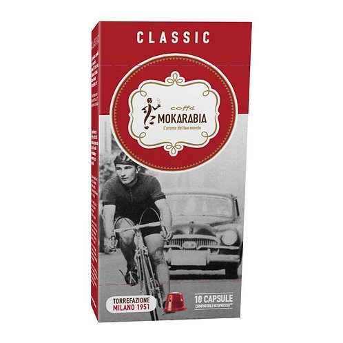 "Capsule Compatibili ""Mokarabia"" Classic - 10 pz."