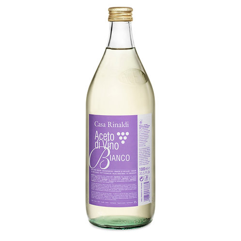 """Aceto di vino bianco """"Casa Rinaldi"""" - 1 lt."""