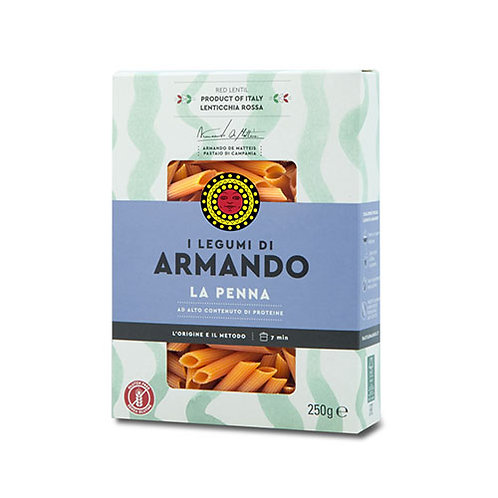 La Penna LenticchiaRossa/Lentilles Rouge -GranoArmando -250gr