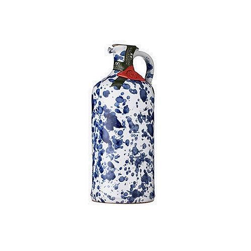 Huile d'olive extra vierge - pot Fantasia Bleu - 500 ml