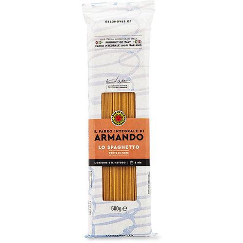 """Lo Spaghetto Farro/Épeautre """"Pasta Armando"""" - 500 gr."""