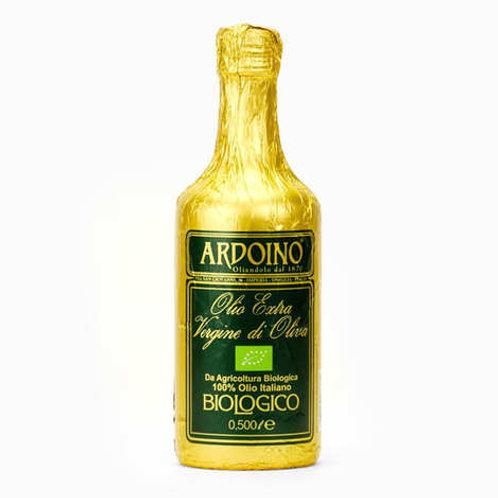 "Olio EVO ""Biologico"" Ardoino - 500 ml."
