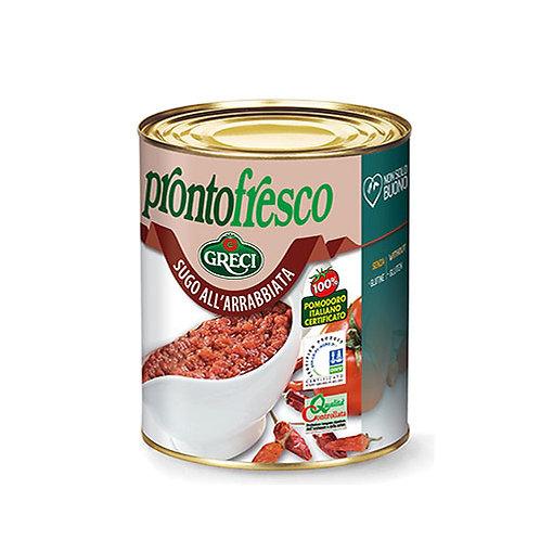 Sauce Arrabbiata - 800 gr.