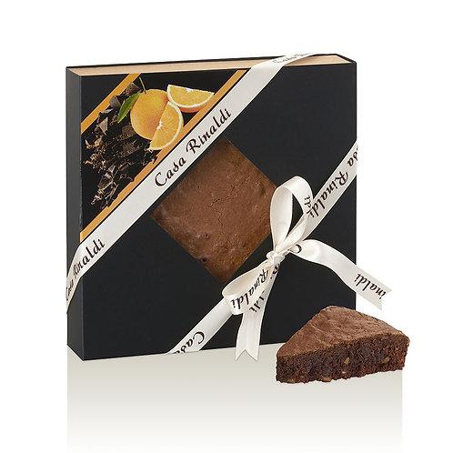 """Torta Cioccolato e Arancia """"Casa Rinaldi"""" - 300 gr."""