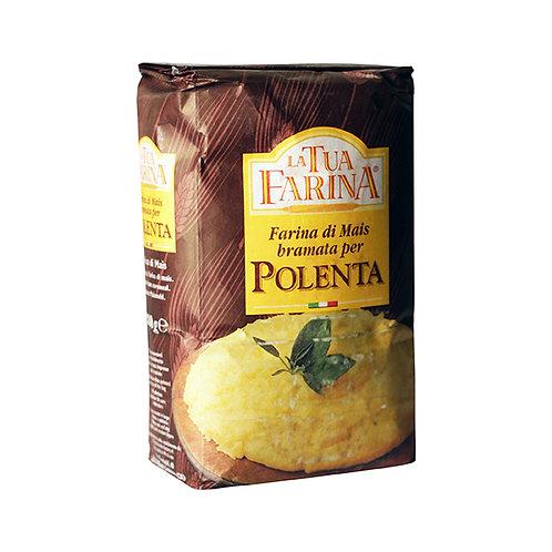 """Farina di Mais per polenta """"Molino Pasini"""" - 1 kg."""