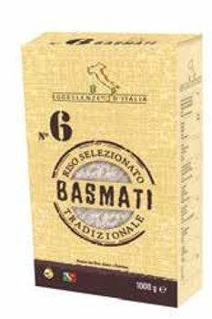 "Riso Basmati ""Eccellende d'Italia""- 1 kg."